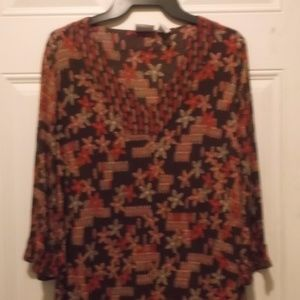 """""""Jaclyn Smith"""" Tunic, Large - new"""